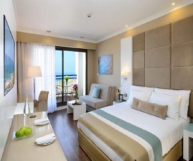 חדר במלון לאונרדו אשקלון