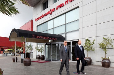 חופשה שקטה ושלווה במלון מקסים לאונרדו בוטיק רחובות  ב-40% הנחה!